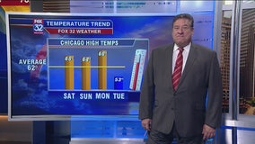 Chicagoland 7 a.m. weather: Oct. 19, 2019