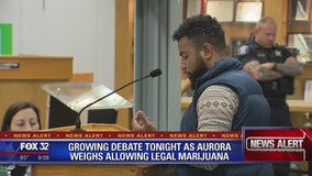 Aurora community gathers to discuss allowing legal marijuana