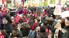 Special needs families hope Chicago strike will bring change