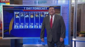 Chicagoland 7 a.m. weather: Oct. 20, 2019