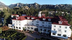 Inside the REAL haunted hotel that inspired 'The Shining'