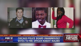 Police Board votes to fire Chicago cop for fatal shooting of Quintonio LeGrier, Bettie Jones