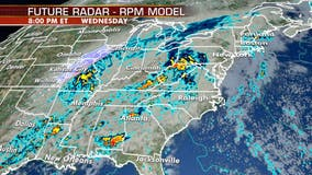 Halloween forecast: Significant snow to impact Plains into Midwest