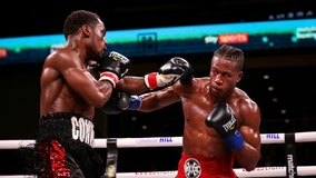 Boxer suffers brain injury in bout in Chicago, hospitalized in coma