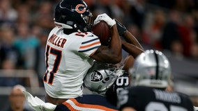 Oakland Raiders beat Chicago Bears 24 to 21 in London