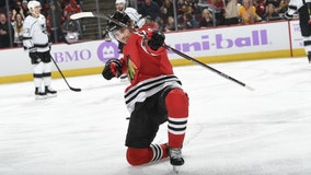 Chicago Blackhawks agree to two-year contract extension with Dylan Strome