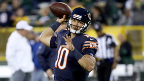 Trubisky cleared to start for Bears against Giants