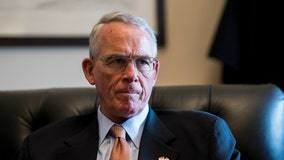 Republican congressman who says he is 'still thinking about' whether to impeach Trump announces he is retiring