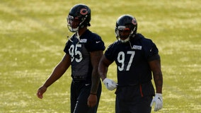 Chicago Bears join Raiders in London 2 days before game