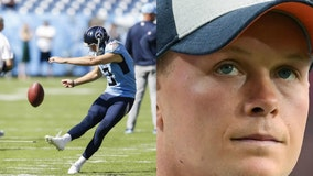 Cody Parkey 'doinks' again in first game with Tennessee Titans