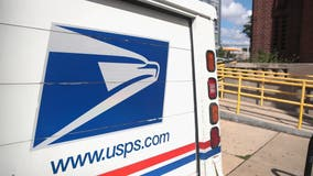 U.S. Postal Service truck stolen on NW Side, recovered hours later in Elmwood Park