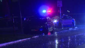 Woman shot by police, toddler hurt in crash stemming from Hammond police chase