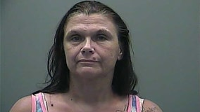 Woman arrested after asking sheriff's office to test her meth for purity, officials say