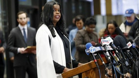 Cook County State's Attorney Kim Foxx announces bid for re-election