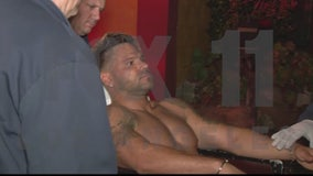 'Jersey Shore' star Ronnie Ortiz-Magro tased, arrested on suspicion of domestic violence in Hollywood Hills