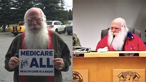 Shoo-in: Man named Santa Claus wins 2nd term on North Pole City Council
