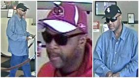 Man robs same Oak Lawn bank again almost 2 years later: FBI