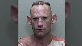 Florida man's mugshot goes viral after traffic stop arrest
