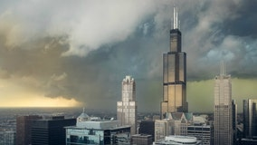 Thunderstorms expected Friday evening in Chicago, severe storms possible Saturday