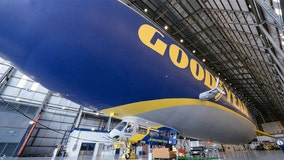 Airbnb offering college football fans three overnight stays on Goodyear Blimp