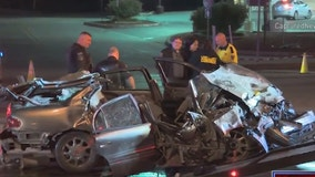 2 Chicago teens killed in Hammond crash