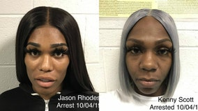 2 charged in robbery after victim called number looking for 'massage service'