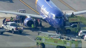 Plane evacuated at Midway Airport for mechanical issue; no one injured