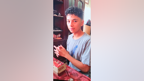 Missing Arlington Heights teen is found