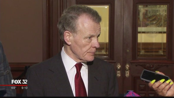 Investigators ask about Illinois House Speaker Mike Madigan, report says