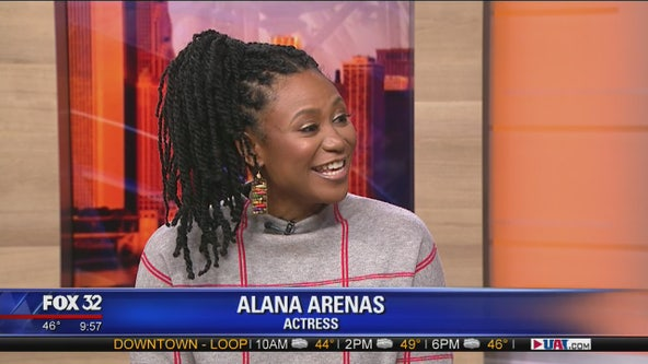 Alana Arenas talks about new show 'David Makes Man'