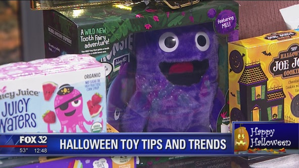 Toy tips and trends for Halloween
