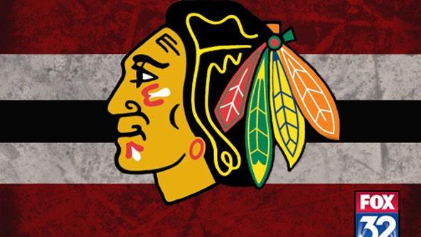 Blackhawks beat Maple Leafs 6-2