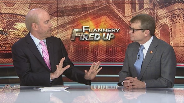 Flannery Fired Up: Impeachment Inquiry, Syria assault, Chicago teachers strike