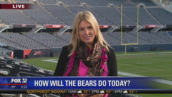 Bears hope to bounce back against Saints after loss in London before bye week