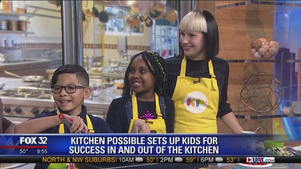 'Kitchen Possible' empowers kids in and out of the kitchen