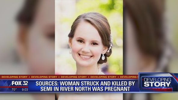 Family of pregnant woman hit by truck in River North files wrongful death suit