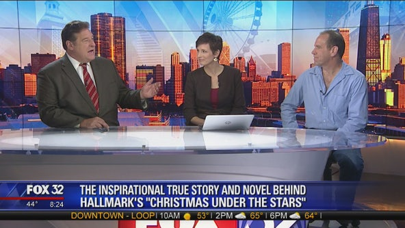 The inspirational true story and novel behind Hallmark's 'Christmas Under the Stars'