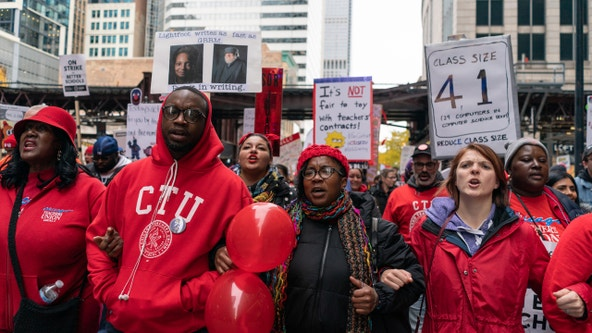Report: Chicago Teachers Union spent $1.5M on lobbying