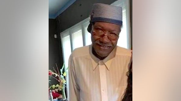 Elderly man, 77, missing from Chicago