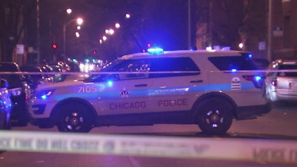1 shot in Chicago so far this weekend