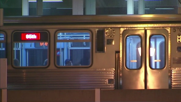 5 in custody after 2 men, 62 and 72, robbed on Red Line