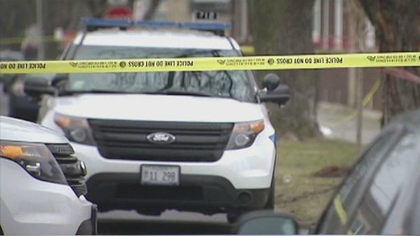 12-year-old boy in serious condition after being shot inside a residence on the South Side