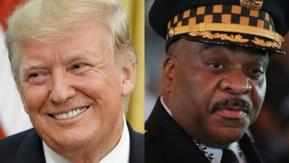 Donald Trump to make first presidential visit to Chicago, Police Supt. Eddie Johnson won't attend