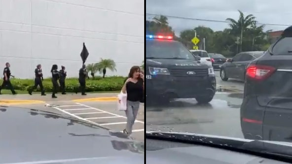 One person shot at Boca Raton mall after police receive reports of shooting