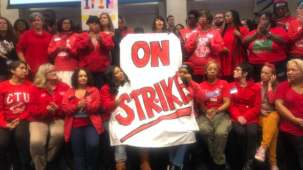 Affordable housing among striking Chicago teachers' demands
