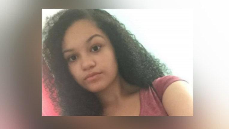 bff1624c-Calista Ortiz is missing