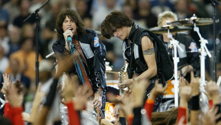 a000c2f1-GETTY Steve Tyler Joe Perry of Aerosmith