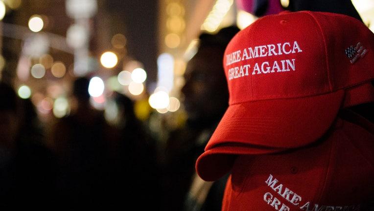 MANHATTAN, NEW YORK CITY, NEW YORK, UNITED STATES - 2016/11/09: