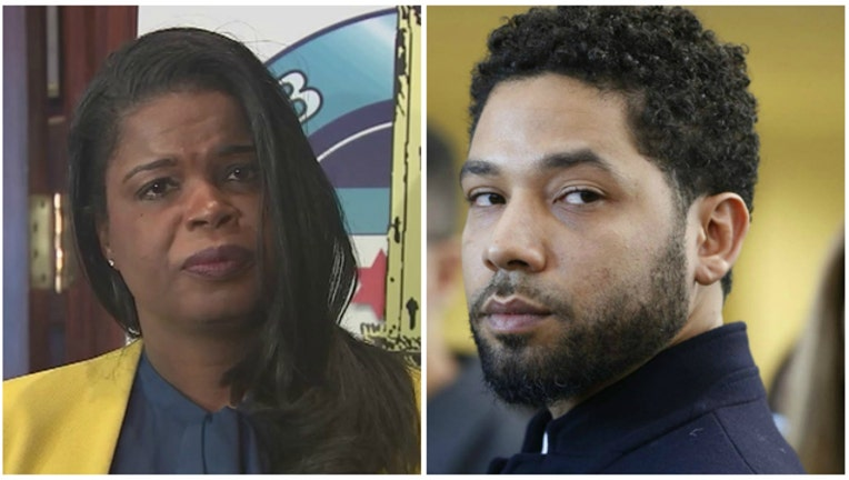 61125f96-Kim Foxx and Jussie Smollett
