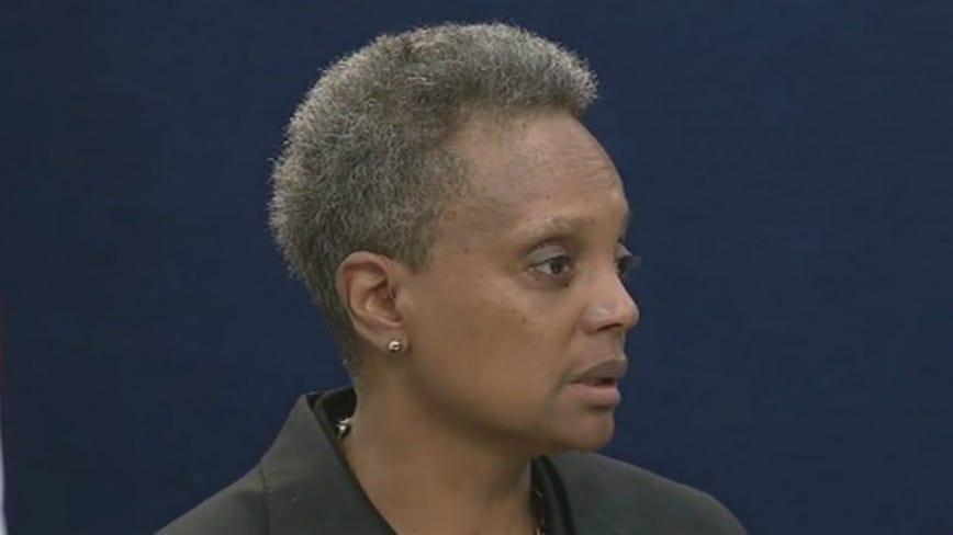 Mayor Lightfoot frustrated by pace of talks with Teachers Union